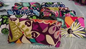 New Vera Bradley Hard Magnetic Eyeglass Sleeve/Case-Great Protection carrying!!