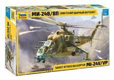 Soviet Attack Helicopter MI - 24 V/VP  4823 Zvezda 1:48 NEW 2020!