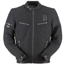 "Furygan ""Aron"" Armoured Textile Motorcycle Jacket, Black, 3XL"