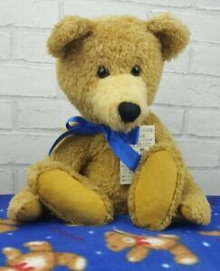 Denholme Bears Artisan Collectable Handmade Fully Jointed Mohair Bear 46cm