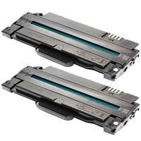 2PK TONER CARTRIDGE NON-OEM for SAMSUNG MLT-D105L SCX4623F SF650 ML1910