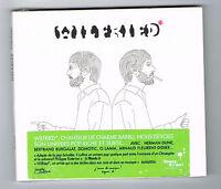 ♬ - WILFRIED - D'AILLEURS - CD 15 TITRES - 2008 - NEUF NEW NEU - ♬