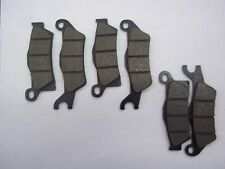 CAN-AM BRAKE PAD SET, FRONT AND REAR 705601015 & 705601014