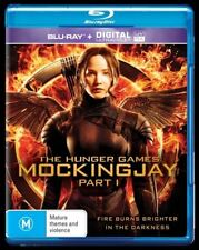 The Hunger Games - Mockingjay : Part 1 (Blu Ray, 2015) Brand New and Sealed