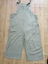 Sage Green Dungaree/Jumpsuit Size 16