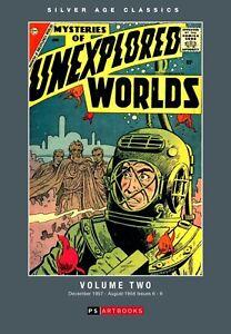Silver Age Classics. Mysteries of Unexplored Worlds Vol 2 Hardback