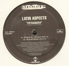 LATIN ASPECTS - Estrangera (Spiller, Tommy Vee, Ernest Saint Laurent Rmxs)