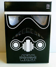 Sideshow Medicom Toy Star Wars SHADOW STORMTROOPER Vinyl Doll VCD Blackhole NEW