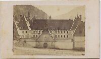 Grande Chartreuse Francia Foto CDV Vintage Albume D'Uovo Ca 1865