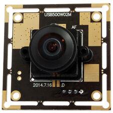 170degree Lens CMOS USB Camera Module Board 5Megapixel For Raspberry Pi Windows