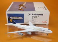 """Herpa Wings 1:500 Lufthansa Boeing 747-8 Intercontinental """"Starhansa"""" 531504"""