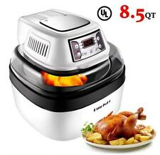 DmofwHi Air Fryer XL 8.5 QT, Digital Programmable Large chicken  Rotisserie