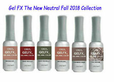 Orly Gel FX The New Neutral Fall 2018 Collection - 6pc - Fxfall