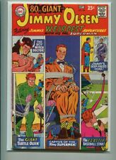 SUPERMANS PAL JIMMY OLSEN #104 SOLID GRADE 80 PAGE GIANT ACTION PACKED COVER