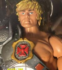 MOTUC Masters Universe Classics Snake Armor He-Man Battle King Hiss Club Eternia
