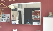 Pelipal Badmöbel > SEO WHITE > LED - Spiegelschrank 105 cm in weiß Glanz
