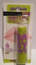Baume à Lèvres Baby Lips Mint Fresh Spf 20 Gemey Maybelline