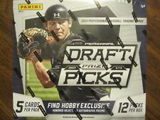 Factory Sealed Hobby Box - 2014 Panini Prizm Perennial Draft Baseball Cards