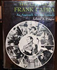 Rare FRANK CAPRA + 16 Stars Autographed Book: The Cinema Of Frank Capra