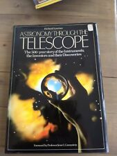 Astronomy Through The Telescope. Richard Learner