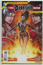 Justice League Darkseid War Special 1 A DC 2016 NM Geoff Johns Wonder Woman