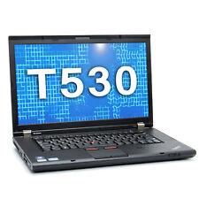 Lenovo ThinkPad T530, Core i5-3320M 2.60GHz, 8GB, 500GB, HD+ 15.6 Zoll, Webcam