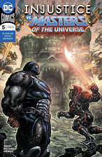 Injustice vs the Masters of the Universe #5 (of 6) Comic Book 2018 - DC NM