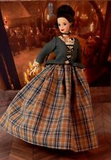 OUTLANDER INSPIRED Claire Beauchamp CUSTOM DOLL The Gathering SCOTLAND 1740s