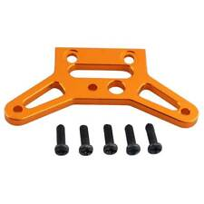 RC Orange AL.108023(101210) Front Gear Box Plate For HPI Electric 1/8 WR8 FLUX