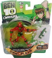 Ben 10 Omniverse Fusion NRG with Blaster Action Figure