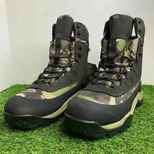 Under Armour 3000293-900 UA Brow Tine 2.0 800 G Hunting Boots Camo Size 11.5
