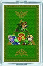 NINTENDO / Legend of Zelda Trump / Playing Cards / Rare