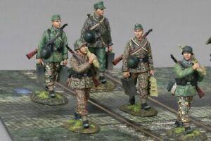 THOMAS GUNN ANNOFF023 GERMAN MORTAR CREW - German WW2
