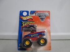 Hot Wheels Monster Jam Superman