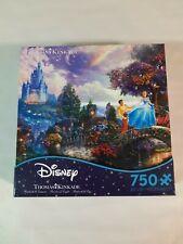 Thomas Kinkade Disney Cinderella Jigsaw Puzzle -750 PIECE
