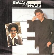 EBONY AND IVORY - RAINCLOUDS# PAUL McCARTNEY