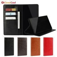 Luxury Genuine Leather Wallet Flip Case Stand Cover For Xiaomi Mi Mix