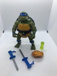 1993 TMNT Teenage Ninja Turtles Auto Mutations Leo