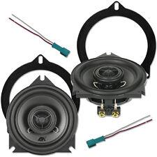 ESX VISION VS-100X - 2 Weg 10cm Koax Lautsprecher Paar für BMW 1er F20 F21