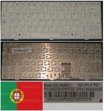Clavier Qwerty PO Portugais PB Easy Note BG45 BG46 V021562EK1 04GNQV2KPO00 Blanc