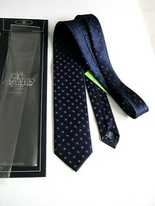Luxury Graffeo Sartorial Limited Edition Pure Silk - Made IN Italy