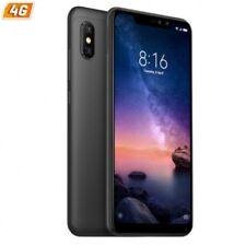 Móviles y smartphones negros Xiaomi Redmi Note con 64 GB de almacenaje