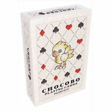 Chocobo Spielkarten NEU & OVP