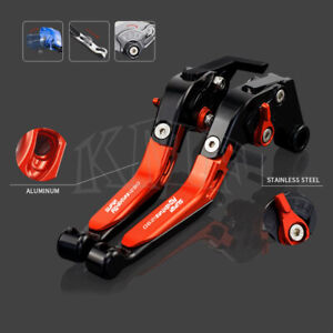 Brake Clutch Levers Fold Extending Fit For KTM Super Adventure 1290 S/T/R 15-18
