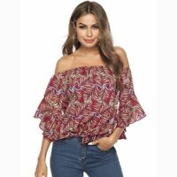 Casual Short Sleeve T-Shirt Tops Jumper New Solid Loose Pullover Elegant Blouse