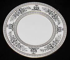 "Wedgwood BLACK COLUMBIA #R4418 - 6"" Bread Plate"