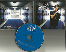 JASON MRAZ Wordplay 2006 USA PROMO Radio DJ CD single w/ PRINTED LYRICS 301676