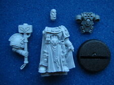 40K Space Marine Captain Commander Master Of The Chapter *New* (P1)
