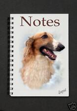 Borzoi Notebook / Notepad By Starprint