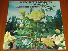 KENNETH MOALES AND THE ENSEMBLE - SERVE THE LORD - ULTRA RARE SEALED LP ! ! ! !